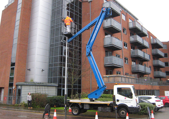 Cherry Picker Access Hire